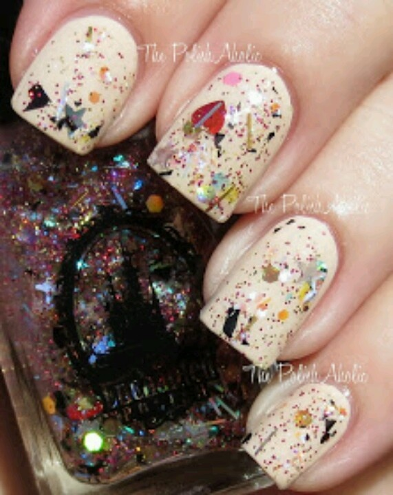 8 best nails images on Pinterest | Belle nails, Nail polish and Nail ...