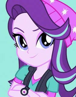 Equestria Daily - MLP Stuff!: EqG Starlight Glimmer, Daring Do, New Character and More Buried in MLP Site