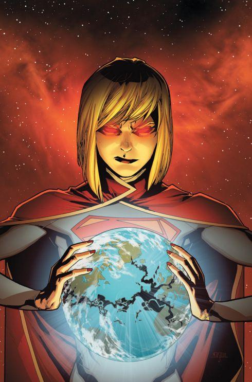 Supergirl New 52