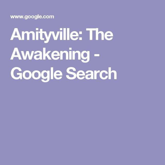 Amityville: The Awakening - Google Search