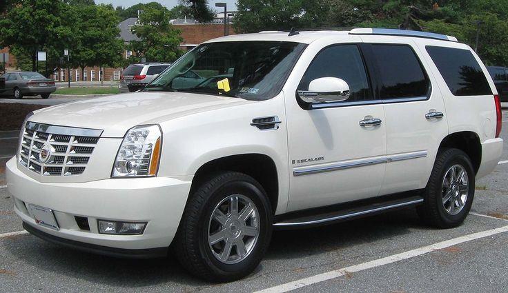 3rd Cadillac Escalade -- 08-16-2010 - Cadillac - Wikipedia