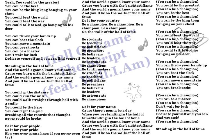 B.O.B. - Fame Lyrics | MetroLyrics