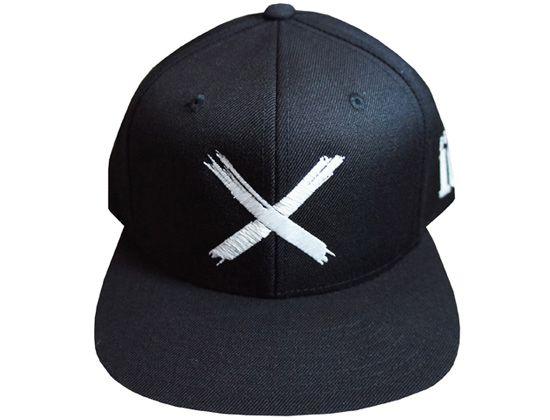 X Snapback Cap by BAGARCH