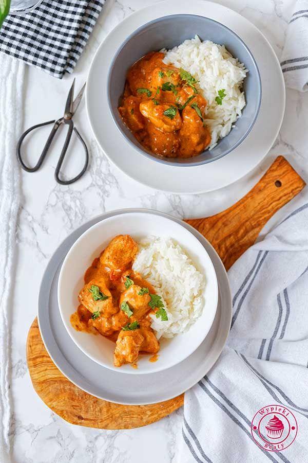Kurczak Tikka Masala Przepisy Wypieki Beaty Recipe Helathy Food Tikka Masala Clean Eating Meal Plan