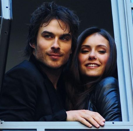 from Silas does elena and damon dating in real life