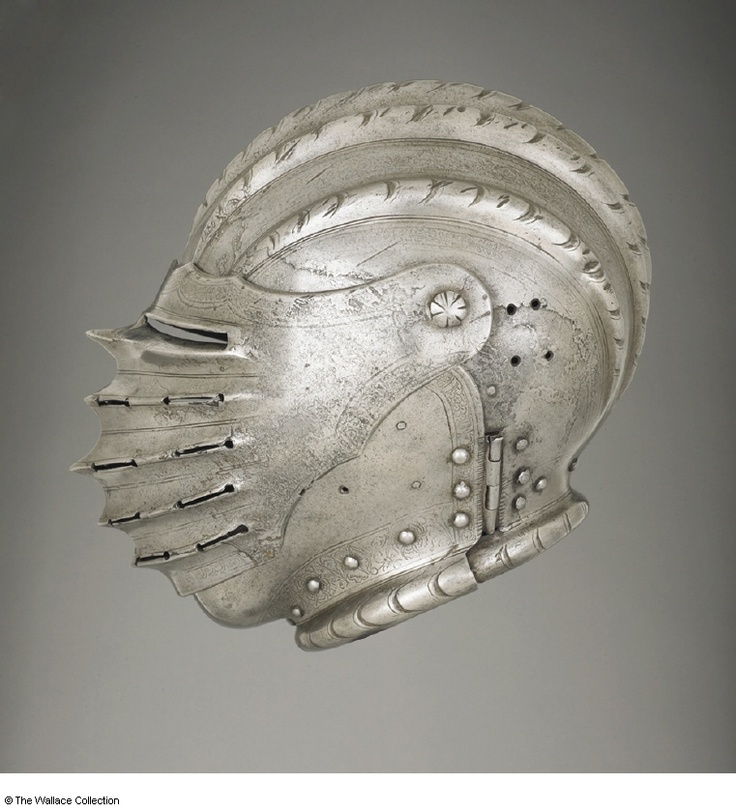 Retronaut - a forumboard of many things historical, sometimes with a quirky angle. Specific items would need further research. Pic= possibly German helmet c. 1530