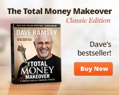 New York Times best-selling author and radio host Dave Ramsey is America's trusted voice on money. Learn how to budget, beat debt, and build a legacy with