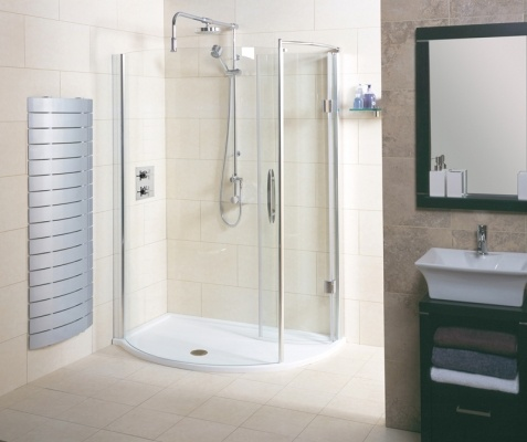 Orbital Within Shower Enclosure Available From Roman Ltd   British Made  Luxury Shower Enclosures And Bath