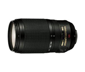 Nikon Deutschland - NIKKOR-Objektive - AF-Objektive - Kleinbild-/FX-Objektive - Zoomobjektive - AF-S VR Zoom-Nikkor 70–300 mm 1:4,5–5,6G IF-ED - Digital Cameras, D-SLR, COOLPIX, NIKKOR Lenses