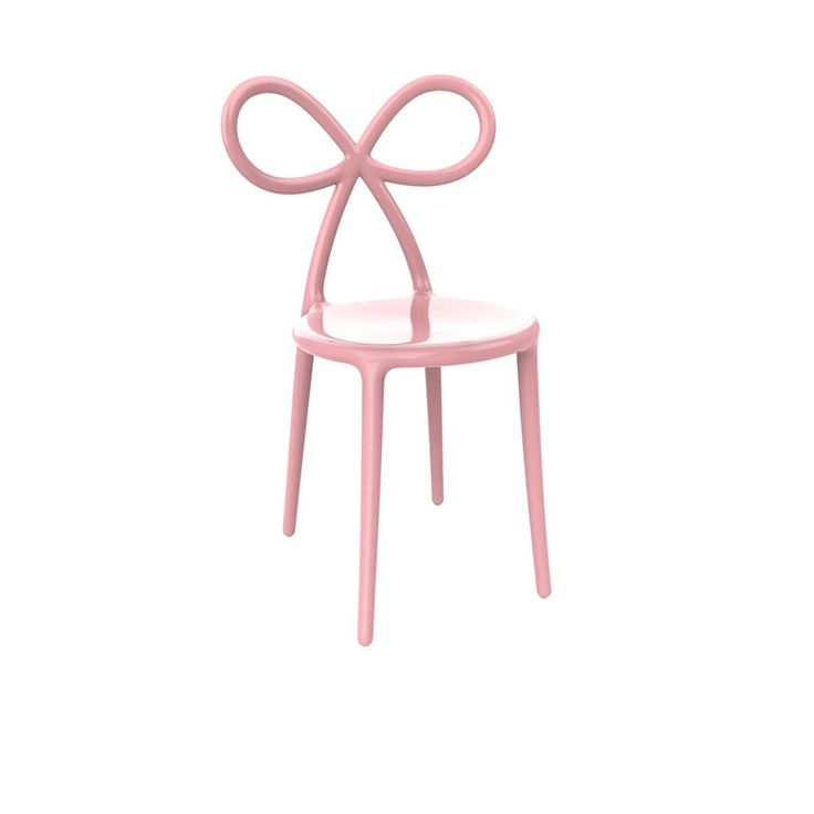 Chaise Noeud Rose Fleux 159€
