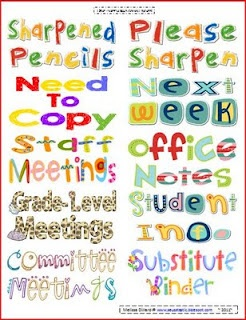 Seusstastic Classroom Inspirations: Holla if you heart labels! Here are some FREE organization labels for you!