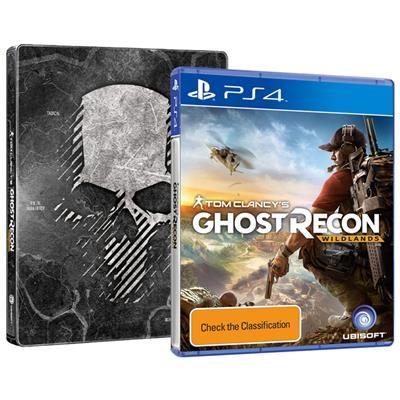 Tom Clancy's Ghost Recon: Wildlands Limited Edition