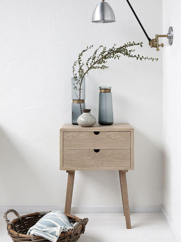 #home #decor #decord #inspiration #design #scandinavian #sidetable #wood