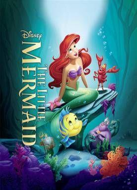 the little mermaid 1989 | The Little Mermaid movie poster