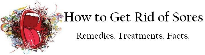Cold Sore Stages | How to Get Rid of Sores