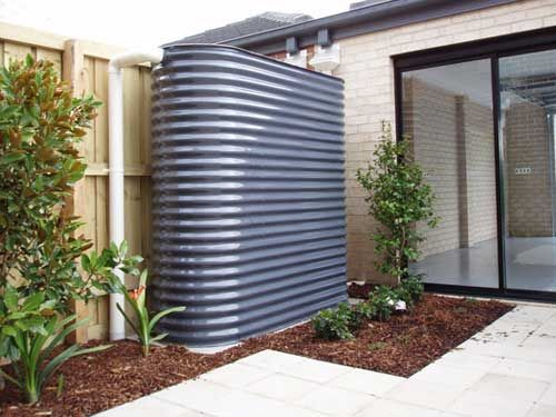 25 Best Ideas About Rainwater Cistern On Pinterest