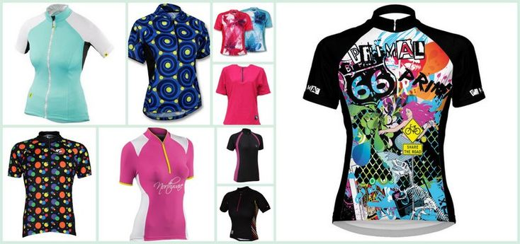 A round up of the very best plus size cycling jerseys on the market.