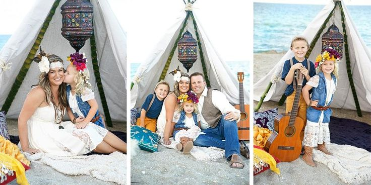 Boho Familypic Bohemian Family Pictures Family Pic