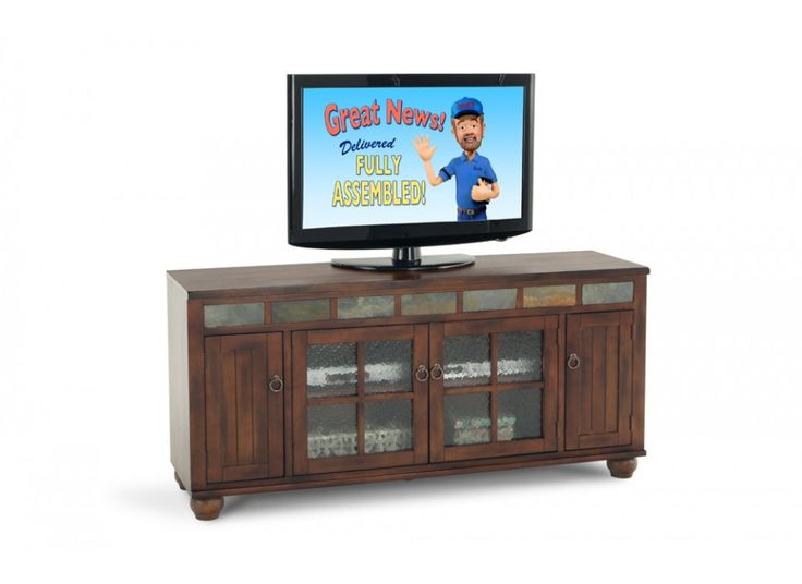 Grand Canyon 62 Tv Console Console Tv Tv Stands And Bobs