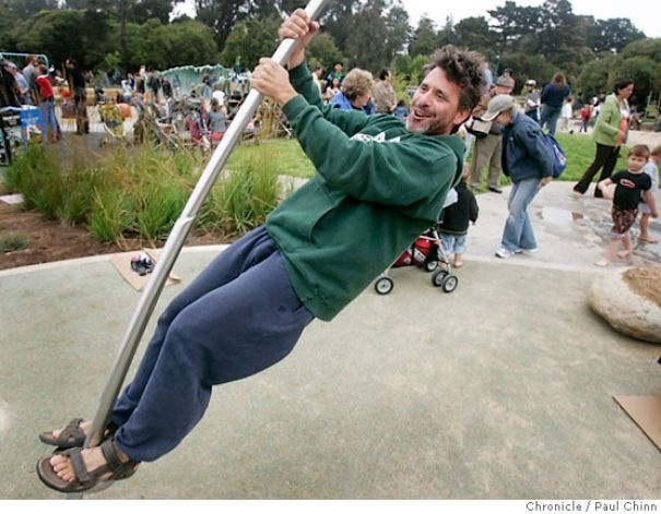 Adults Playground In San Francisco
