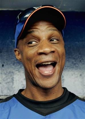 "Darryl Strawberry. Can't wait to read his book ""Straw."""