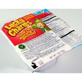 General Mills Lucky Charms Cereal(bowl) F25-2509207-5100