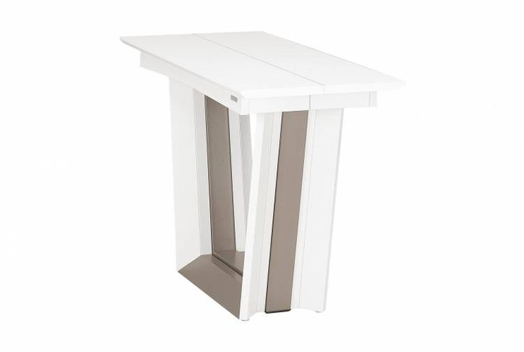 17 meilleures id es propos de table console extensible for Table console extensible rallonges incorporees