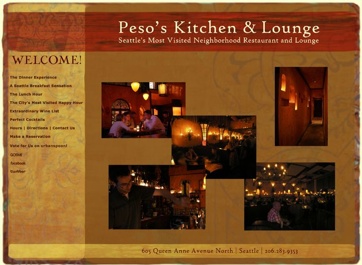My husband and I are from Houston, so we are on a mission to find good, authentic Tex-Mex food. This wasn't a bad start!: Peso S Queen Anne Breakfast, Favorite Restaurants, Lounge, Pesos Kitchen, Brunch, Authentic Tex Mex, Seattle Restaurants
