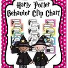 This Harry Potter themed packet includes everything you need to create a behavior management clip chart for your Harry Potter classroom!