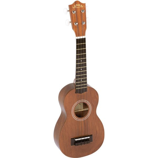 Lanikai Ukulele ❤ liked on Polyvore featuring fillers, music, instruments, guitar and item fillers