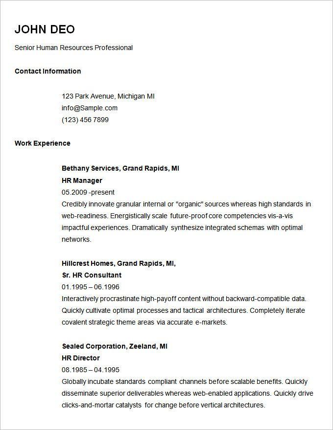 best 25  resume objective sample ideas only on pinterest