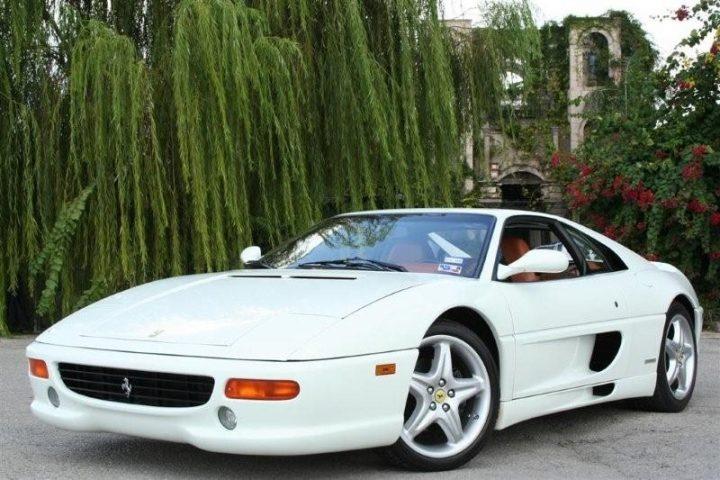 Ferrari F355 Berlinetta..,,first car that I saw that ever took my breath away.