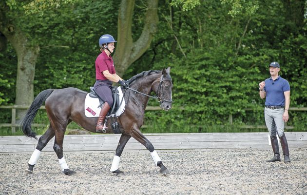Spencer Wilton: How to improve your dressage marks [VIDEO] - Horse & Hound