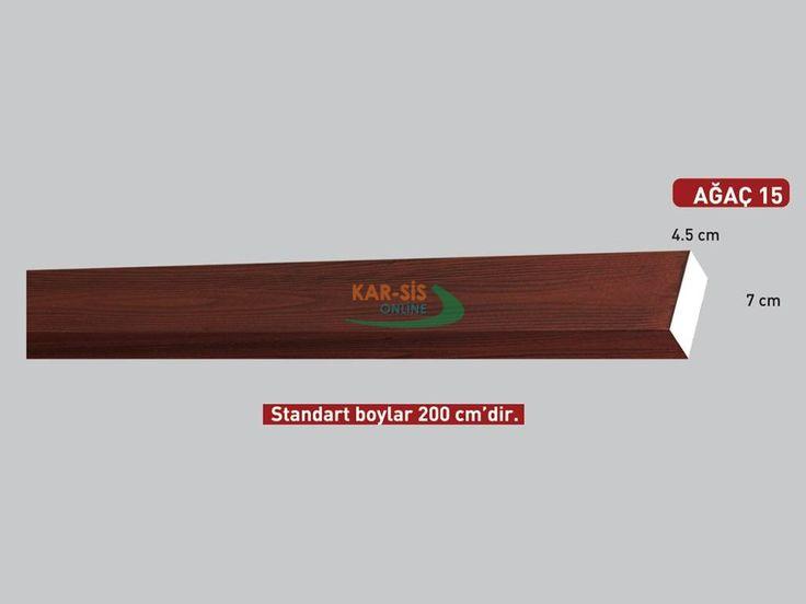 Ahşap tavan profil kategorisindeki model 15 ahşap görünümlü profil bilgileri, ahşap tavan profil fiyatları ve diğer ahşap görünümlü dekor modelleri ve çeşitleri yer almaktadır.