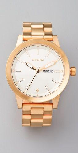 Spur Watch / Nixon