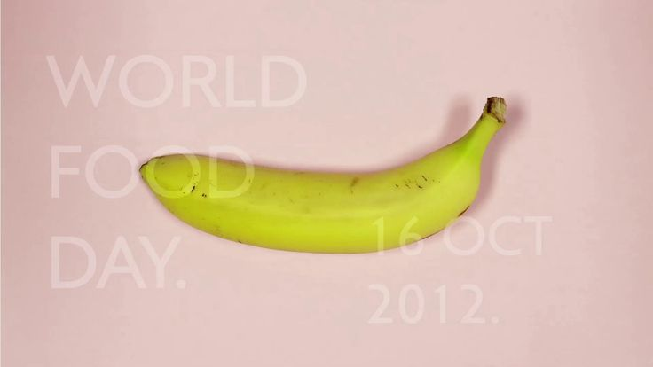 16 Oct 2012 World Food Day - social communication campaigns - Fabrica - Benetton Group's