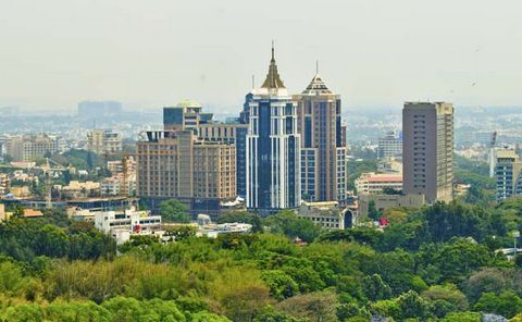 Bengaluru has emerged as the top real estate investment destination in India