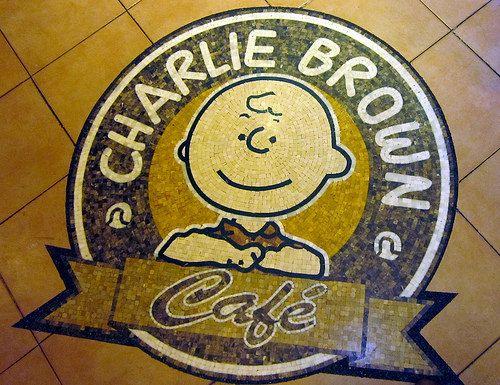 Charlie Brown Cafe, Snoopy Themed Restaurant - Hong Kong   Flickr - Photo Sharing!