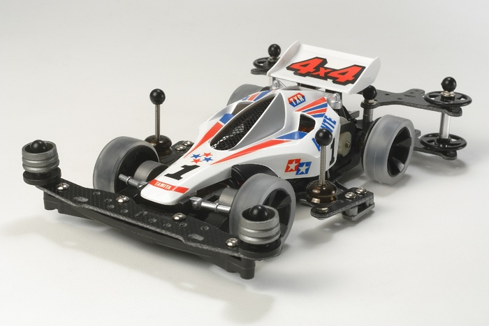 "JR Azente Z Super II Chassis ""awesome!"""