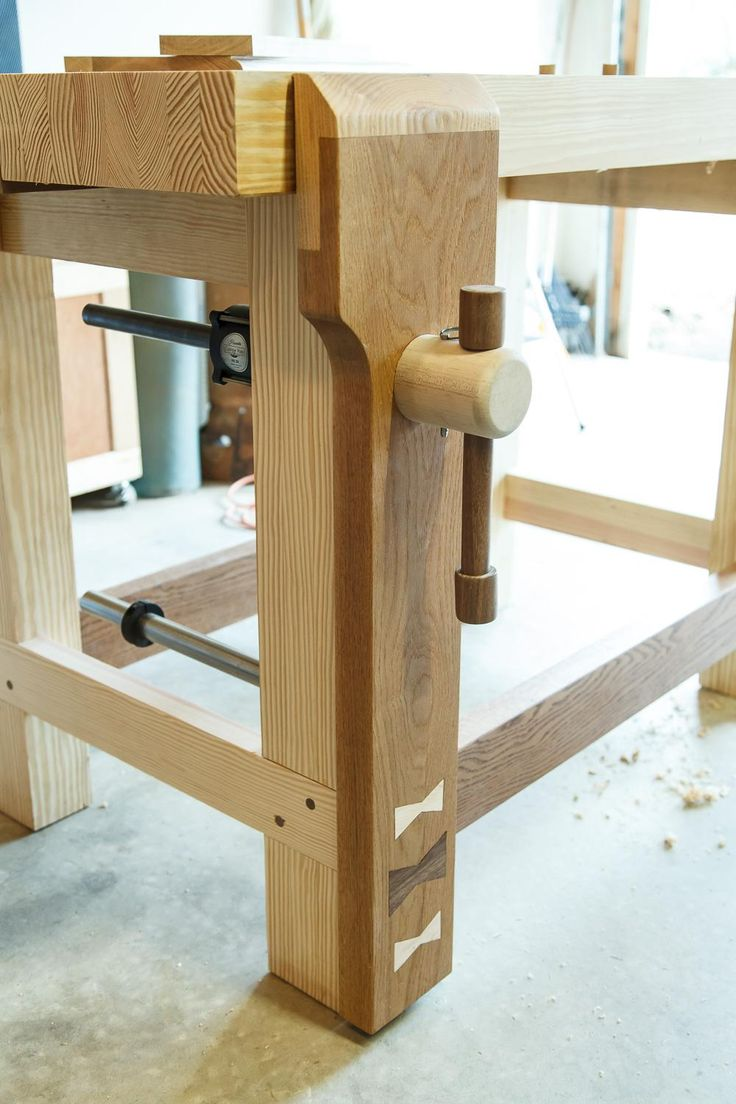New Leg Vise with a twist (actually a slide) http://ift.tt/2E0AdS2