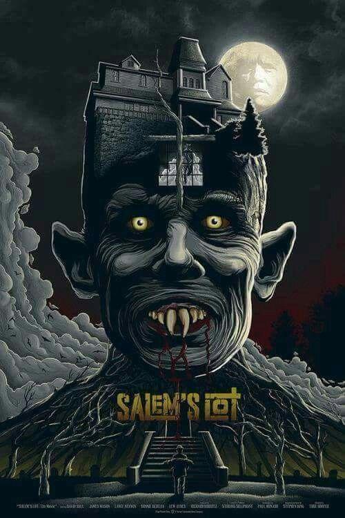 Salem's Lot (film) (1979) Awesome artwork                                                                                                                                                                                 More