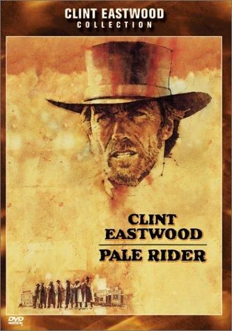 Pale Rider (1985) Directed by Clint Eastwood.  With Clint Eastwood, Michael Moriarty, Carrie Snodgress, Sydney Penny. A mysterious preacher protects a humble prospector village from a greedy mining company trying to encroach on their land.