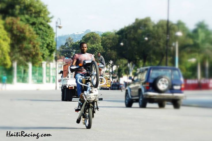 125cc Wheelie