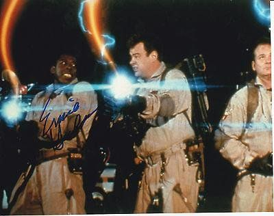 Ernie Hudson Signed Ghostbusters 8X10 Photo Winston W/Coa #2 @ niftywarehouse.com #NiftyWarehouse #Ghostbusters #Movie #Ghosts #Movies #Film
