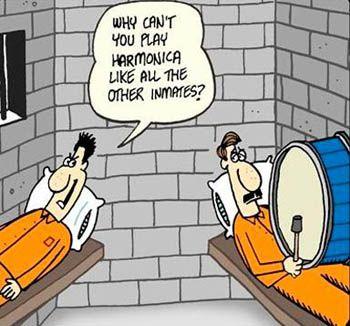 It's always the drummer :)