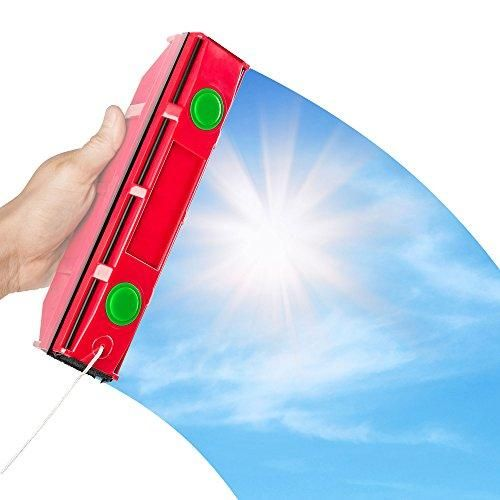 The Glider D-3, Magnetic Window Cleaner for Double Glazed Windows up to 28 mm thickness