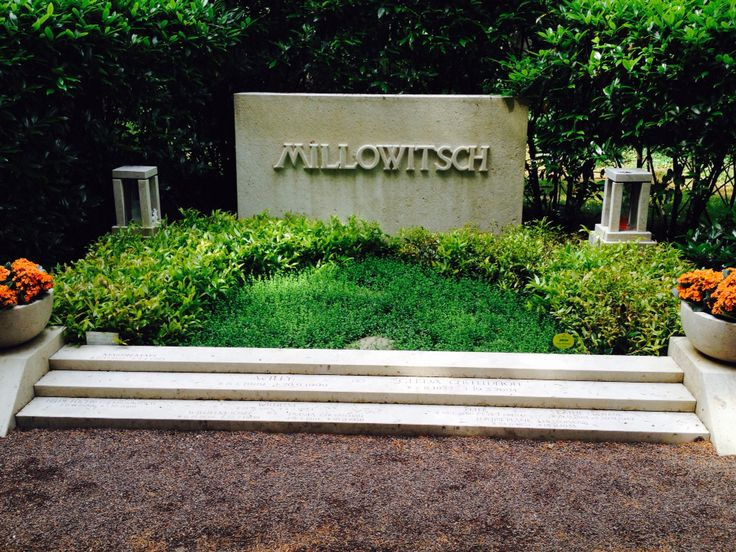 #MILLOWITSCH Grabstätte der Familie #Melatenfriedhof #Köln