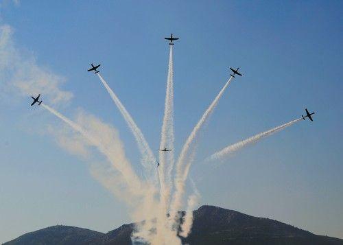 air show by SPYROSMZ