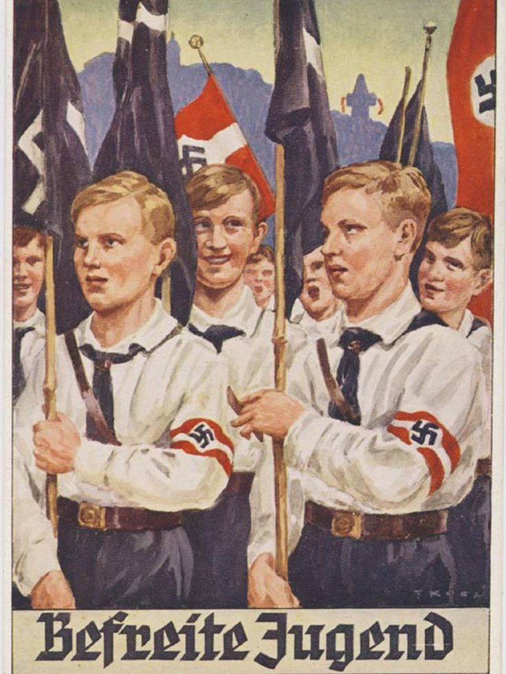 propaganda and hitler youth Life for german youth in the 1930s: education, propaganda, conformity, and obedience they set in motion the process of permeating the life of german youth with nazi propaganda the experience of the hitler youth in nazi germany constitutes a massive case of child abuse.