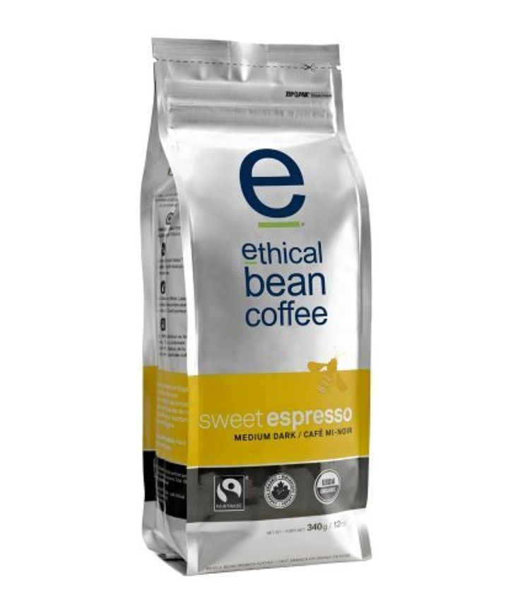 Ethical bean coffee company sweet espresso medium dark